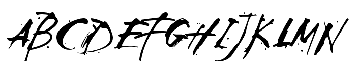 TOMTHUMB Font UPPERCASE