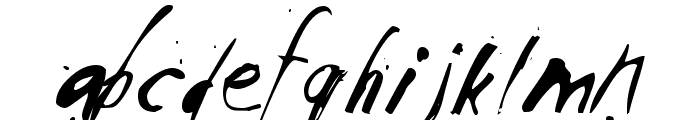 TOMTHUMB Font LOWERCASE