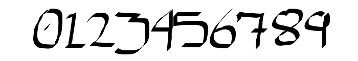 15th Accident Font OTHER CHARS