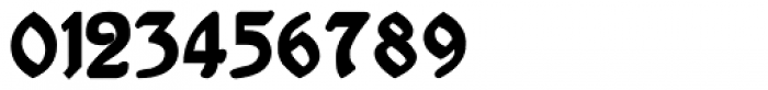 19th Century Retro Bold Font OTHER CHARS