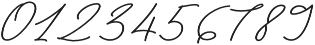 Absolute Beauty Script otf (700) Font OTHER CHARS