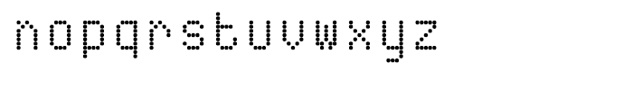 ABS 2 Font LOWERCASE