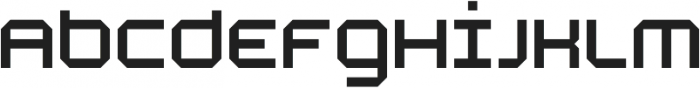 Academy otf (400) Font LOWERCASE