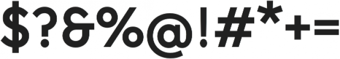 Access ExtraBold otf (700) Font OTHER CHARS