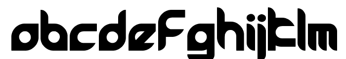accessories Font LOWERCASE