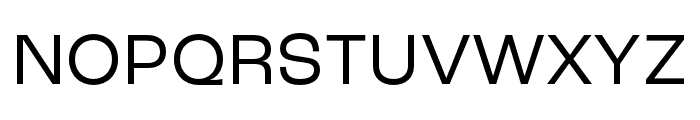 Roc Grotesk ExtraWide Font UPPERCASE