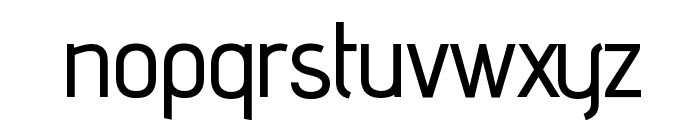 advent Extra Bold Font LOWERCASE