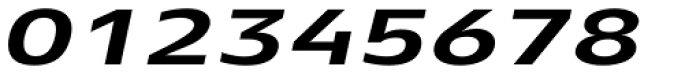 Aeonis Pro Extended Bold Italic Font OTHER CHARS