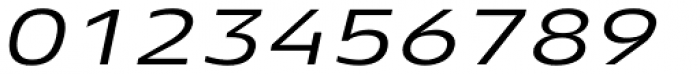 Aeonis Pro Extended Italic Font OTHER CHARS