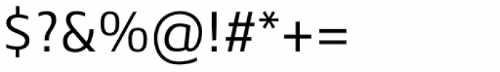 Aeonis Pro Font OTHER CHARS
