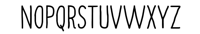 AlwaysTogether Font UPPERCASE