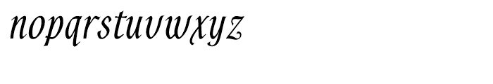 Alys Bold Font LOWERCASE