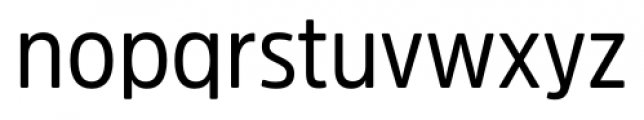 Amsi Pro Narrow Regular Font LOWERCASE