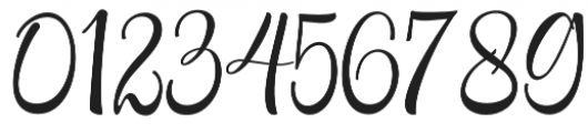 Angelique otf (400) Font OTHER CHARS