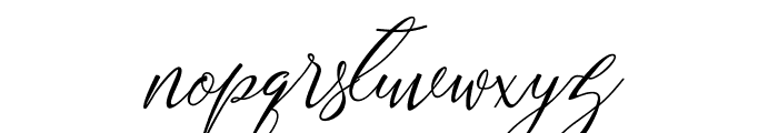 Andrea Font LOWERCASE
