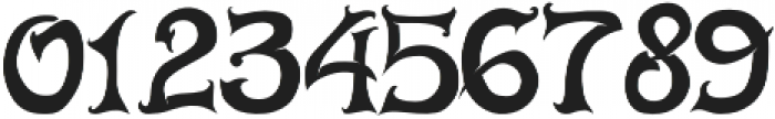 Aparecium typeface otf (400) Font OTHER CHARS