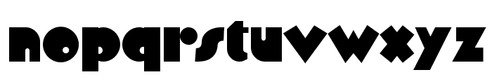 Arbuckle Remix NF Font LOWERCASE