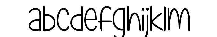 Are You Freakin' Serious Font LOWERCASE