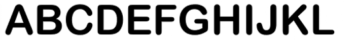 Arial Rounded WGL Bold Font UPPERCASE