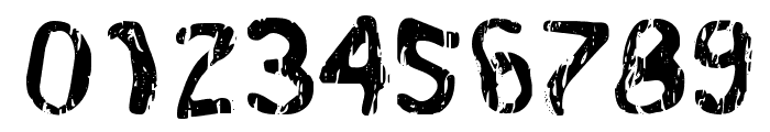 Ashes To Ashes Font OTHER CHARS