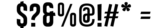 Astakhov First Simple Font OTHER CHARS