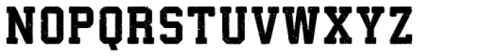 Athletico Two Font LOWERCASE