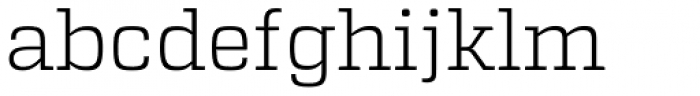 Atletico Light Font LOWERCASE