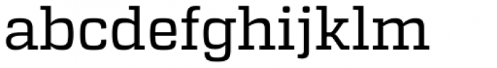 Atletico Font LOWERCASE