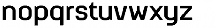 Augmento Normal Bold Font LOWERCASE