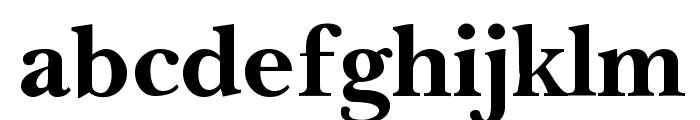 Bagad Bold Tryout Font LOWERCASE
