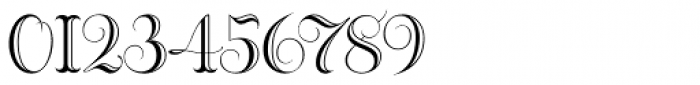 Bazaruto Engraved Font OTHER CHARS