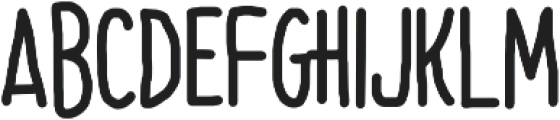 Beautiful Heartbeat otf (400) Font UPPERCASE