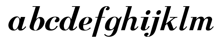 Berenis ADF Pro Bold Italic Font LOWERCASE