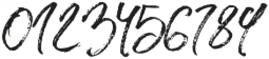 Blush Collective Compact Upright otf (400) Font OTHER CHARS