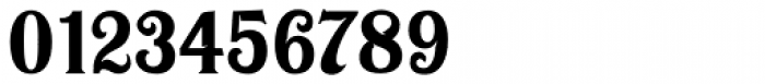 Black No.7 Font OTHER CHARS