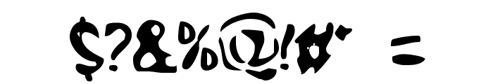 BN-C[Baby] Font OTHER CHARS