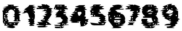 BN-Gangsters Font OTHER CHARS