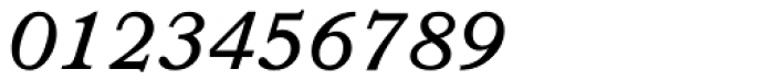 Bookman Italic Font OTHER CHARS