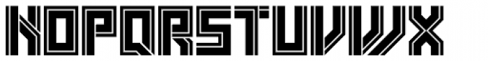 Box In Font UPPERCASE