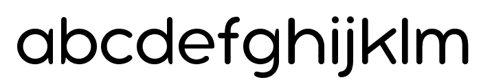 Bubbleboddy Neue Trial Light Font LOWERCASE