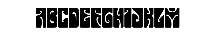 Butterfield Demo Font LOWERCASE