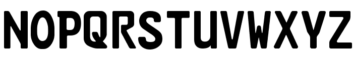 Cargo Two SF Font LOWERCASE