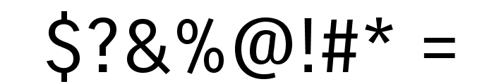 CarroisGothic Font OTHER CHARS