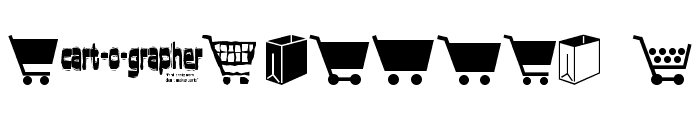 cart o grapher Font OTHER CHARS
