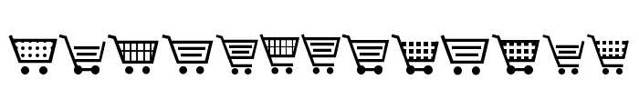 cart o grapher Font LOWERCASE