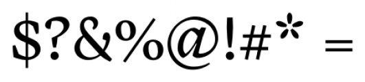 Cardea Regular Lining Font OTHER CHARS