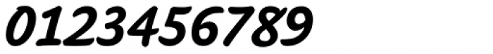 Cavolini Condensed Bold Italic Font OTHER CHARS