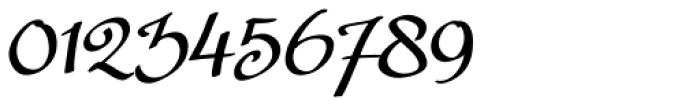 calligraPhillip Font OTHER CHARS