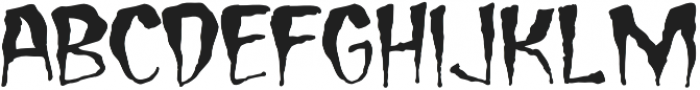 CCCarryOnScreaming otf (400) Font LOWERCASE