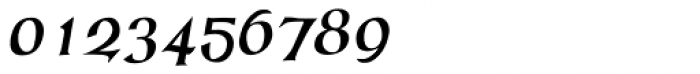 Ceanannas Bold Oblique Font OTHER CHARS